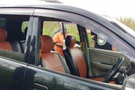 Tersangka pembunuhan mahasiswi  Sidoarjo jalani rekonstruksi