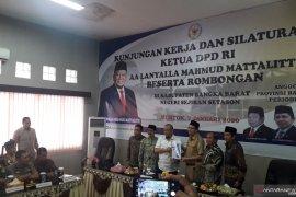 DPD RI dorong pengesahan RUU Daerah Kepulauan