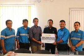CSR Mifa Bersaudara bantu pembangunan Masjid Gunong Kleng