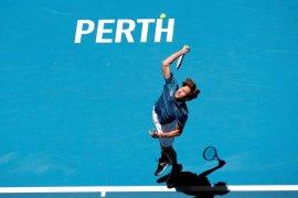 ATP Cup, Khachanov-Medvedev pastikan Rusia lolos ke empat besar