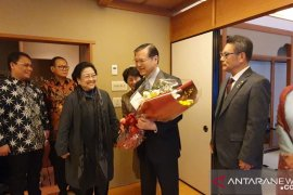 Megawati: Indonesia bisa tiru Jepang hadapi bencana