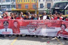 PAC PDIP se-Kota Medan dukung Akhyar jadi Wali Kota Medan