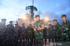 TNI usir kapal China dengan persuasif