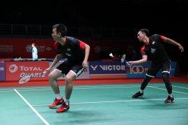 Ahsan/Hendra susul Marcus/Kevin lolos perempat final Malaysia Masters