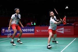 Fajar/Rian tundukkan Minions di perempat final Malaysia Masters