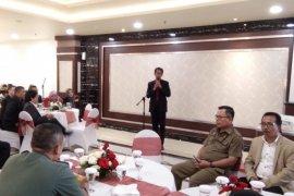 DPRD Surabaya gelar silaturahim dengan Forpimda