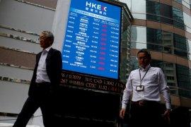 Bursa Saham Hong Kong merosot 1,54 persen