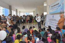 Kementerian Kominfo salurkan bantuan korban banjir Jabodetabek