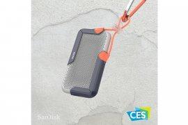SanDisk pamerkan hard disk eksternal 8TB