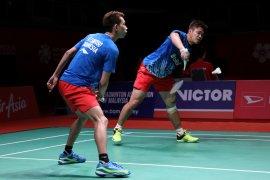Indonesia Masters, Aaron/Soh akui kesulitan ladeni perlawanan Wahyu/Ade