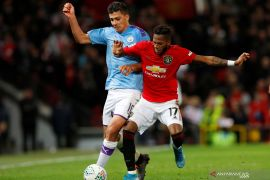 Manchester City permalukan Man United di Old Trafford