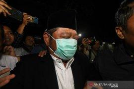 Bupati Sidoarjo Saiful Ilah mengaku tak tahu kasus yang membuatnya ditangkap KPK
