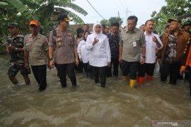 Gubernur Jawa Timur minta  bupati/wali kota siaga hadapi bencana alam