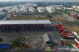 Pertamina Dumai produksi bahan bakar kapal berstandar internasional