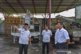 Wakil Wali Kota Padangsidimpuan pimpin apel Dinas Perkim
