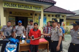 Polisi tangkap residivis jambret di Baturaja