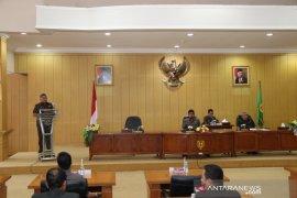 Wali Kota sampaikan tiga rancangan peraturan daerah