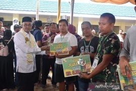 """""""Duri Hitam"""" juara kontes Durian Banjar 2020"""
