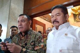 Ketua KPK ajukan penambahan jaksa, temui Jaksa Agung