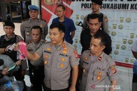 Polisi Sukabumi tembak pelaku penusukan pengemudi ojol hingga tewas