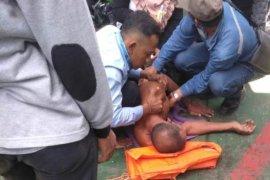 Aksi ASN di Bengkalis terjun ke laut viral di medsos