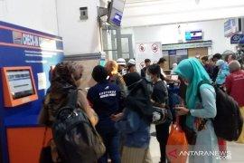 KAI Jember layani 171.581 penumpang selama libur Natal dan tahun baru