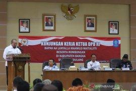 Ketua DPD RI akui mahalnya barang-jasa di daerah kepulauan