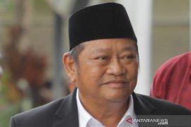 KPK intai Bupati Sidoarjo sampai ke Padang