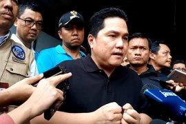 Menteri Erick beri tugas BUMN jaga lingkungan ibu kota baru negara