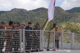 Jokowi ke Natuna pastikan penegakan hukum di ZEE Indonesia