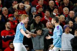 Piala Liga: City kalahkan MU 3-1