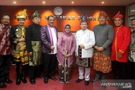 PWI beri penghargaan Anugerah Kebudayaan semangati pimpinan daerah