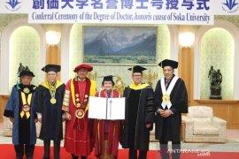 Megawati sebutkan kemanusiaan syarat mutlak perdamaian dunia