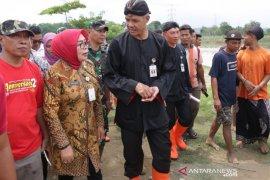 Ganjar belum puas penurunan kemiskinan tertinggi se-Indonesia
