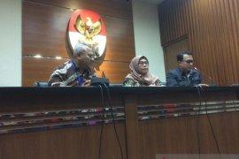 KPK resmi tetapkan Wahyu Setiawan sebagai tersangka