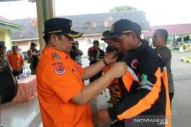 Siaga bencana, Wali Kota Padangsidimpuan pimpin apel gelar pasukan