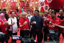 Presiden Jokowi akan hadiri Rakernas PDI Perjuangan