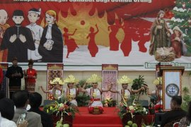 Perayaan Natal Oikoumene Provinsi Lampung tahun 2019 Page 1 Small