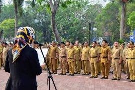 Bupati Karawang gelar mutasi ratusan pegawai jelang Pilkada