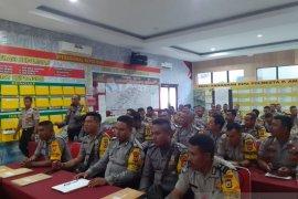 Bhabinkamtibmas di Polresta P. Ambon dan P.P.Lease harus kedepankan tugas pre-emtif