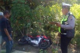 Nenek pejalan kaki tewas tertabrak motor di Simalungun