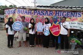 BNNK Bangka memaksimalkan pencegahan narkotika di pasar tradisional