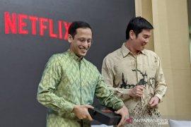 Mendikbud Nadiem senang makin banyak konten Indonesia di Netflix