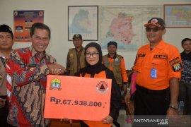 Wali Kota Serang kunjungi korban bencana di Lebak