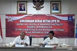 Ketua DPD RI perintahkan senator turun ke daerah