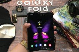 Sebanyak 400.000 smartphone Galaxy Fold terjual selama 2019