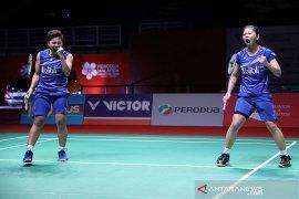 Greysia/Apriyani lolos ke perempat final Malaysia Masters