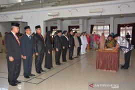 Wali kota lantik 101 pejabat Pemkot Sibolga, Binner Lumbangaol Pj Kadis Kominfo