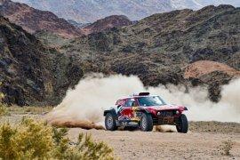 Reli Dakar: Cornejo dan Peterhansel finis terdepan di Al-Ula