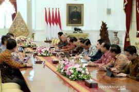 Presiden Jokowi terima Presiden Softbank Masayoshi Son